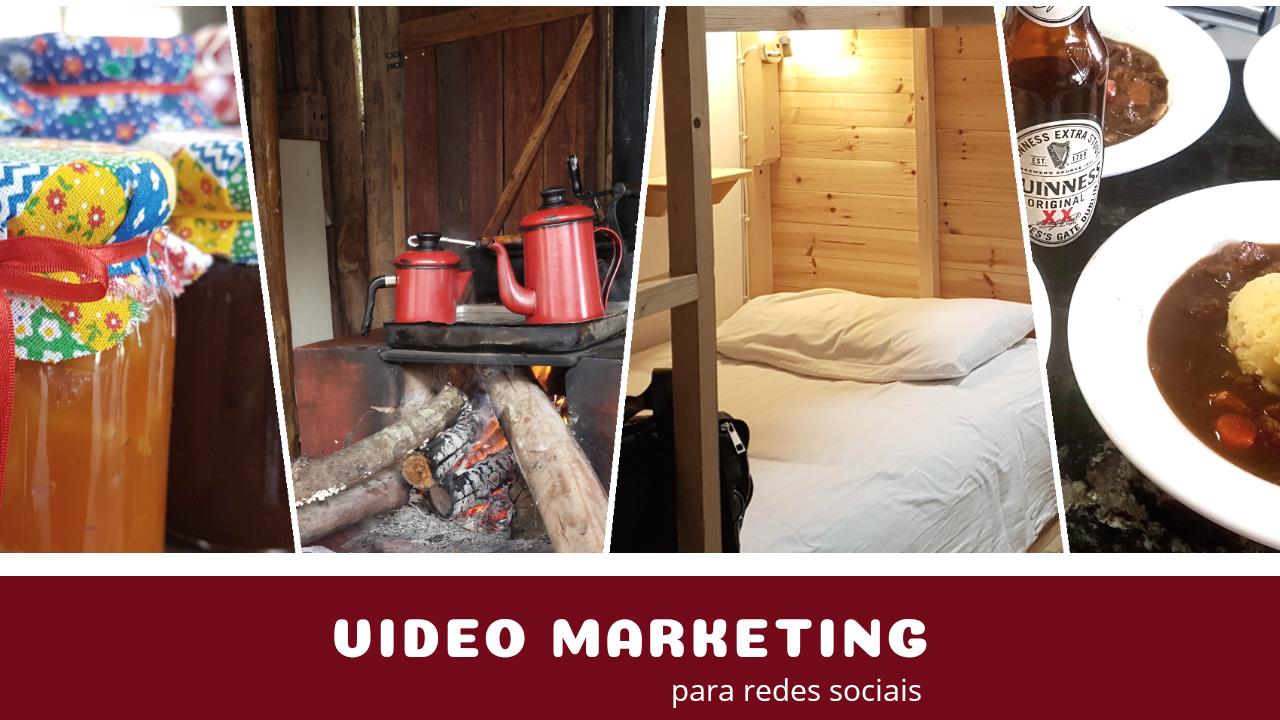 video marketing para redes sociais
