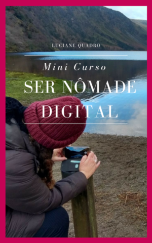 capa curso ser nomade digital
