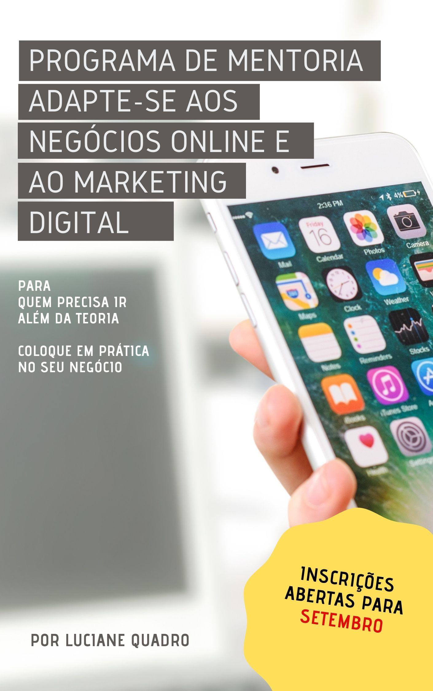 mentoria negocios online